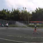 2019/08/03(土) ソフトテニス・未経験者練習会