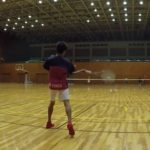 2019/07/22(月) ソフトテニス練習会@滋賀県近江八幡市