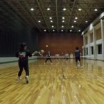 2019/07/24(水) スポンジボールテニス練習会@滋賀県近江八幡市