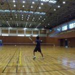 2019/07/27(土) ソフトテニス・個別練習会(個人レッスン)