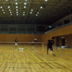 2019/09/09(月) ソフトテニス練習会@滋賀県近江八幡市