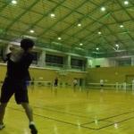 2019/09/11(水) スポンジボールテニス練習会