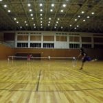 2019/09/02(月) ソフトテニス練習会@滋賀県近江八幡市