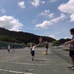 2019/09/07(土) ソフトテニス・未経験者練習会