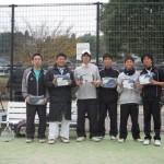 滋賀県ソフトテニス 高校OBOG交流対抗戦2009