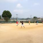 滋賀県八日市高校男子ソフトテニス部