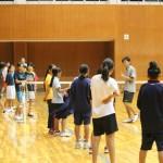 ソフトテニス練習会 土曜日 2015.10.17