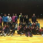 ソフトテニス練習会 2015.12.22 火曜日