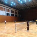 ソフトテニス練習会 火曜日 2016/01/05