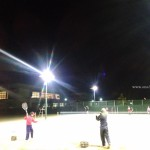 ソフトテニス練習会 金曜日 2016/02/05