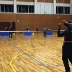 ソフトテニス練習会 火曜日 2016/01/26