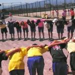 中学ソフトテニス 滋賀県3Bブロック予選2013 女子