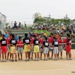 中学ソフトテニス 滋賀県夏季2013[結果]