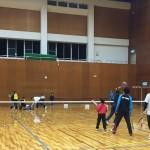 ソフトテニス練習会 火曜日 2016/02/16