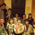 鹿児島県へ「送り出す会」に出席させていただきました。