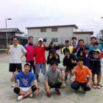 GWソフトテニス2日目 2016/05/01
