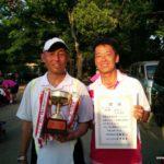 大阪府のとあるソフトテニス大会2014