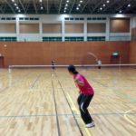 ソフトテニス練習会 2016/05/17 火曜日