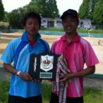 ソフトテニス 近畿選手権大会2012