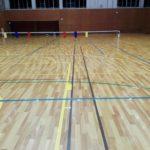 ソフトテニス 個別練習会 2017/01/30(月)