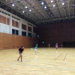 プラスワン・ソフトテニス練習会 2016/06/21(火)