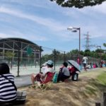 大学ソフトテニス 西日本インカレ2016@三重県鈴鹿市