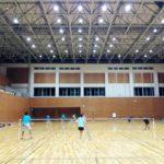 プラスワン・ソフトテニス練習会 2016/08/30(火)