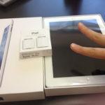 iPadを買いました。