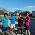 プラスワン・ソフトテニス練習会 2016/10/06(木)