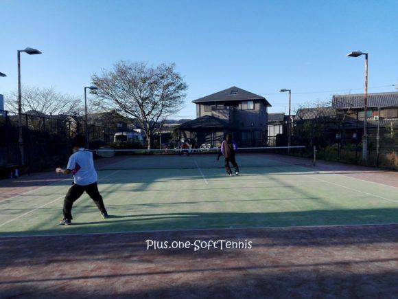 プラスワン・ソフトテニス練習会 2016/11/23(水祝)