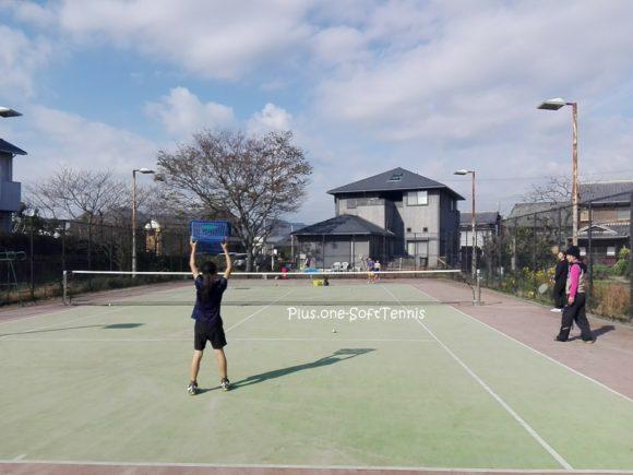 プラスワン・ソフトテニス 未経験~の練習会2016/12/04(日)