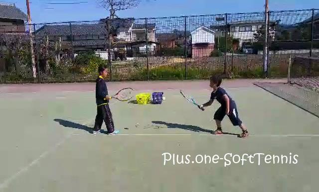 プラスワン・ソフトテニス 未経験~の練習会 2016/11/26(土)