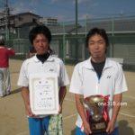 滋賀県近江八幡市ソフトテニス大会・秋2009