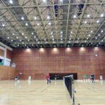 ソフトテニス練習会・ゲームデー 2017/01/21(土)