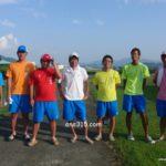 滋賀県野洲市ソフトテニス大会・夏の団体戦2010