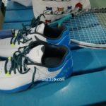 テニスシューズを買いました。YONEXパワークッション206D SHT-206D