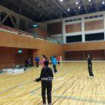 ソフトテニス練習会 2017/02/07(火)