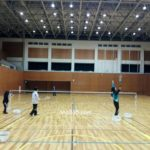 ソフトテニス練習会 2017/02/18(土)