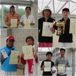 滋賀県東近江市春季ソフトテニス大会2010