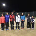ソフトテニス練習会 2017/03/03(金)