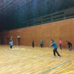 ソフトテニス練習会 2017/02/14(火)