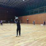 ソフトテニス練習会 2017/03/21(火)