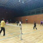 2017/10/24(火) ソフトテニス練習会@滋賀県近江八幡市