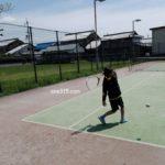 ソフトテニス練習会 2017/04 /22(土)未経験からの練習会