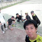 ソフトテニス練習会 2017/05/02(火)午後