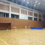 2017/05/23(火) ソフトテニス練習会と参加に関するお願い。