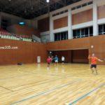 2017/06/27(火) ソフトテニス練習会@滋賀県近江八幡市