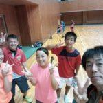 ソフトテニス練習会 2017/07/18(火)
