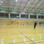 2017/07/19(水)夜間 ソフトテニス練習会@滋賀県近江八幡市