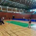 近江八幡市でバウンドテニス